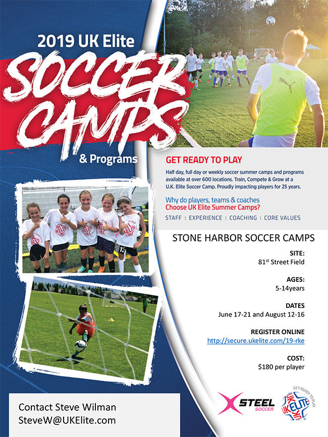 577167315 Stone Harbor Recreation 2019 Summer Camps