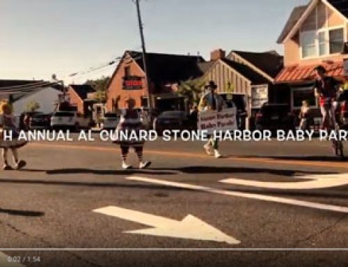 56TH ANNUAL AL CUNARD STONE HARBOR BABY PARADE